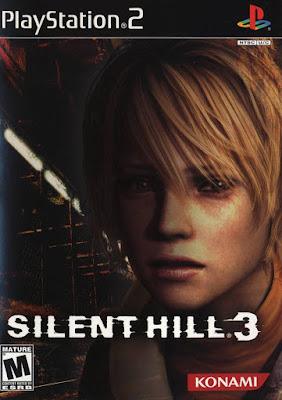 Silent Hill 3 2003 PS2 NTSC English