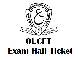 Osmania University Common Entrance Test Admit Card 2018