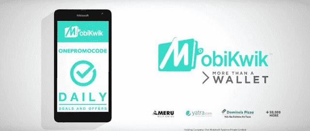 Mobikwik Promo Code 23 April 2017: Add Money Offers, New Deals
