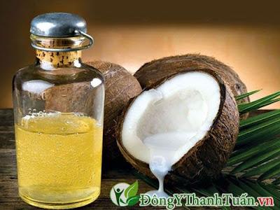 Cách chữa hôi miệng đơn giản bằng dầu dừa