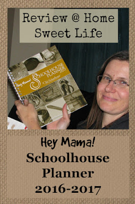 Homeschool Organization, Hey Mama