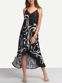 www.shein.com/Spaghetti-Strap-Print-High-Low-Dress-p-270314-cat-1727.html?aff_id=2687