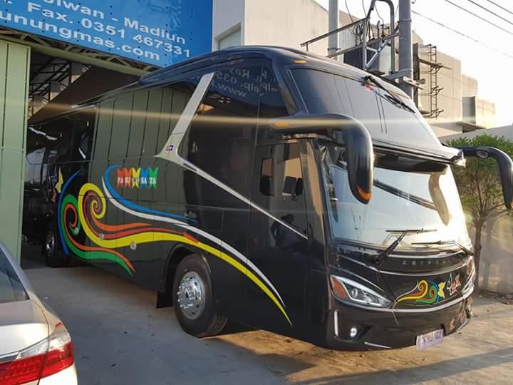 Bus Pariwisata Cikarang