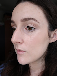 Laura Mercier Matte Radiance Baked Powder in Highlight Bronzer 01 review swatch swatches highlighter