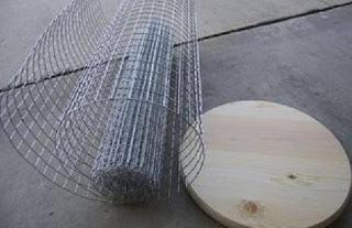 Bahçe Telinden Çamaşır Sepeti Yapımı