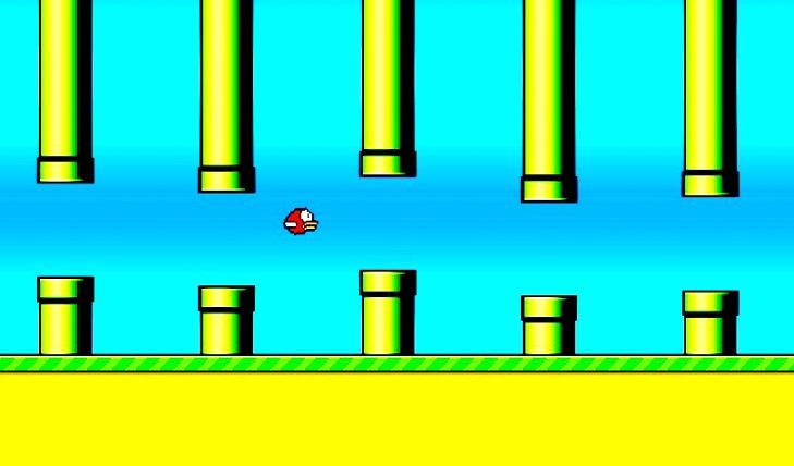 Kisah Flappy Bird, dari Kelahiran Hingga Kematian