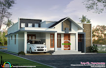 1800 Sq Ft 4 Bed Single Floor Villa - Kerala Home Design