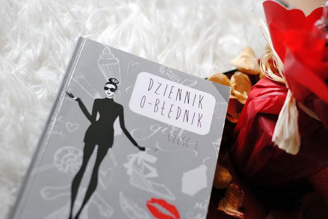 książka dziennik obłędnik