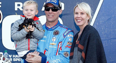 Congratulations to the Harvick Family