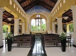 The Destination Wedding And Honeymoon Buzz Best Catholic Chapels