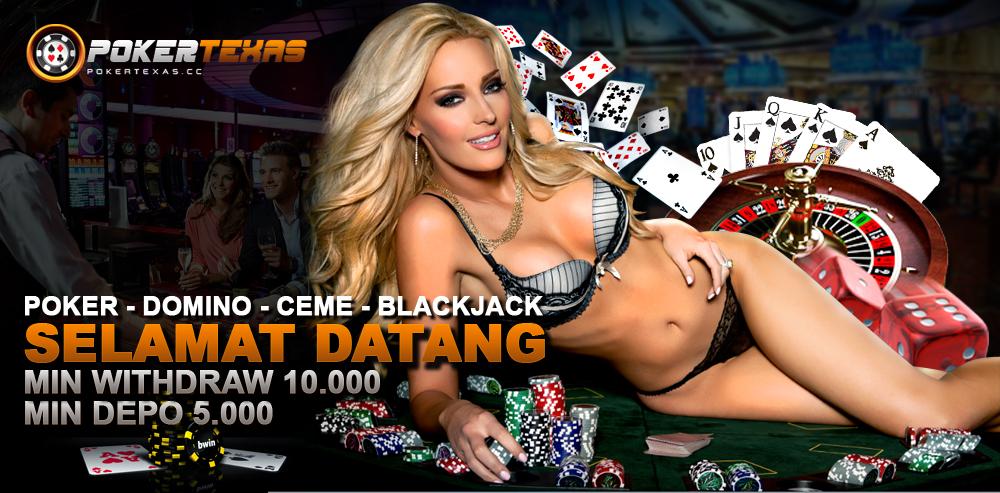 Freebet Terbaru - PokerTexas-Minimal Depo 5 Ribu