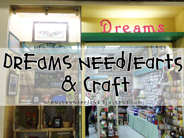DREAMS Needlearts & Crafts