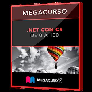 MegaCurso -  .NET CON C# Maestro en 70h (actualizado 2018)
