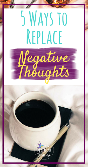 5 Questions to Ask Yourself in Order to Replace Your Negative Thoughts