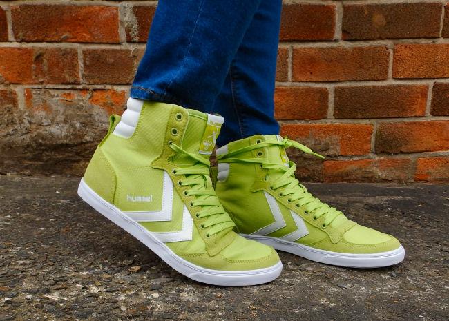 new shoes on hummel slimmer stadil high the style rawr. Black Bedroom Furniture Sets. Home Design Ideas