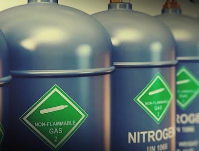 Nitrogen gas