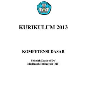 Contoh File Dokumen Buku 1 Kurikulum 2013 Untuk Sekolah