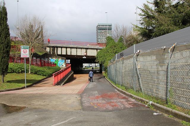 Túnel del Lindane