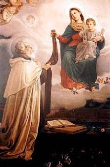 Penampakan Bunda Maria dari Gunung Karmel