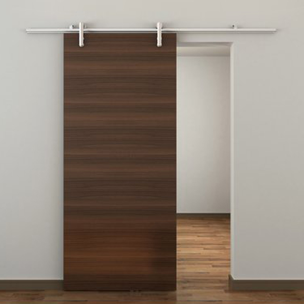 Functional stylish sliding rolling dividers wood