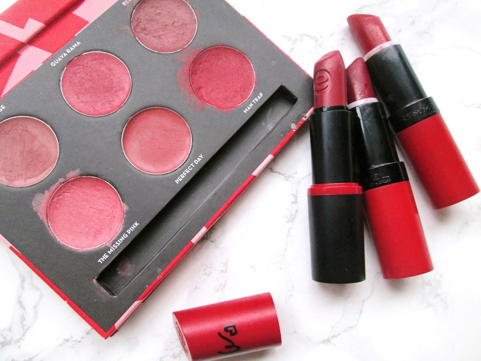 Best red lipsticks for blonde hair Dainty Alice