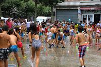Actividades infantiles en las fiestas de Retuerto
