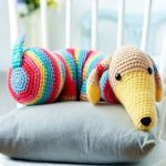 http://www.topcrochetpatterns.com/free-crochet-patterns/frank-the-doggie