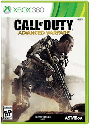 Call Of Duty Advanced Warfare XBOX 360 Region FREE