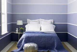 stripes painting wall