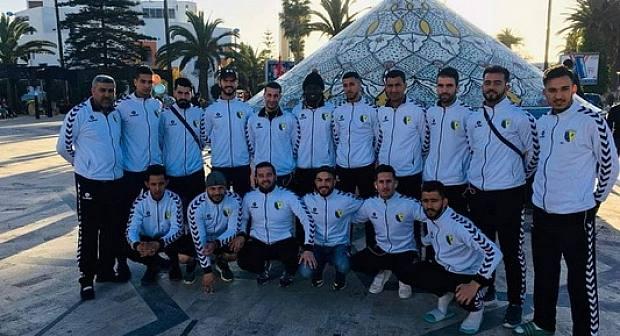 عاجل .. نهضة زايو لكرة اليد بطلة المغرب واستقبال الأبطال ينتظر اللاعبين