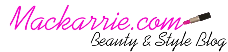 MacKarrie Beauty Style Blog