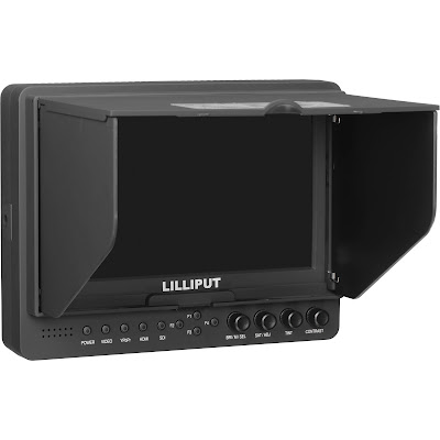 Lilliput Focus Video Monitor Rental Trivandrum Kerala
