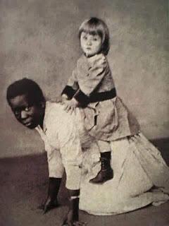 Human Slavery Few Year's Ago