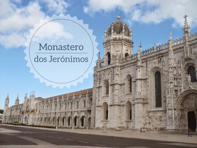 Il monastero dos Jerónimos a Lisbona