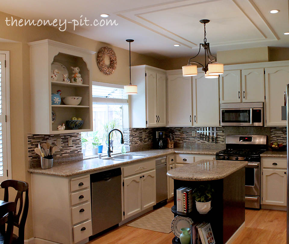 Kitchen Cabinets: Here Is What It Looks Like TODAY: