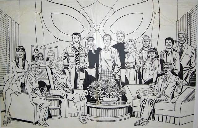 Biografi John Romita Sr. Sang Artist Senior dari DC dan Marvel