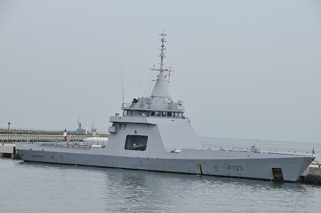 Resultado de imagen para buques de patrullaje que se compraron a Francia
