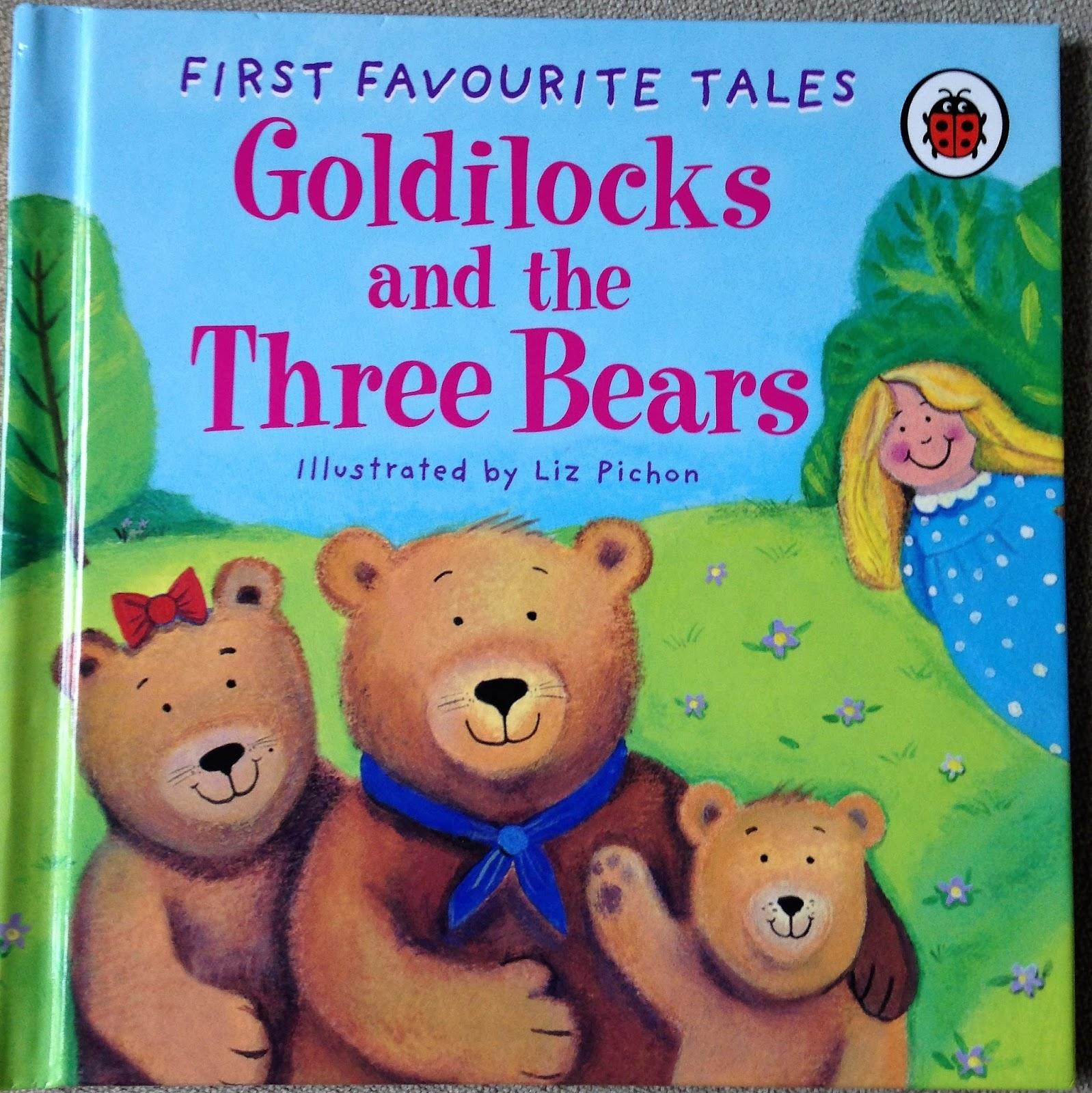 Early Language Skills Through Play Goldilocks And