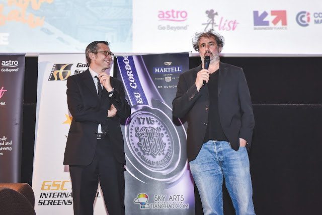 GSC French Film Festival at GSC Pavilion KL Acme Bar & Coffee (Le French Festival 2017 Malaysia) Gustave Kervern