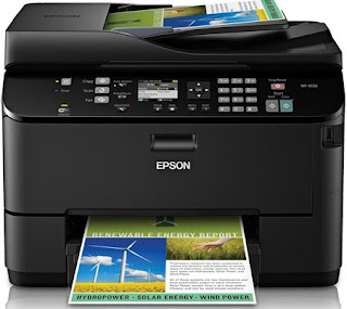 Epson WP-4530 Driver Printer Download