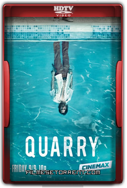 Quarry 1ª Temporada Legendado Torrent 2016 HDTV 720p 1080p Download
