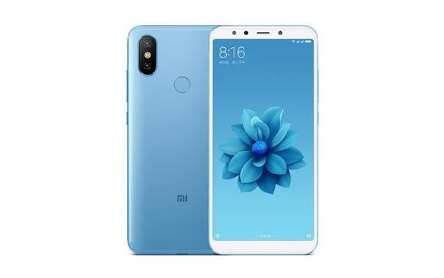 Xiaomi Mi A2 – Smarphone dengan kamera terbaik hingga 20 MP