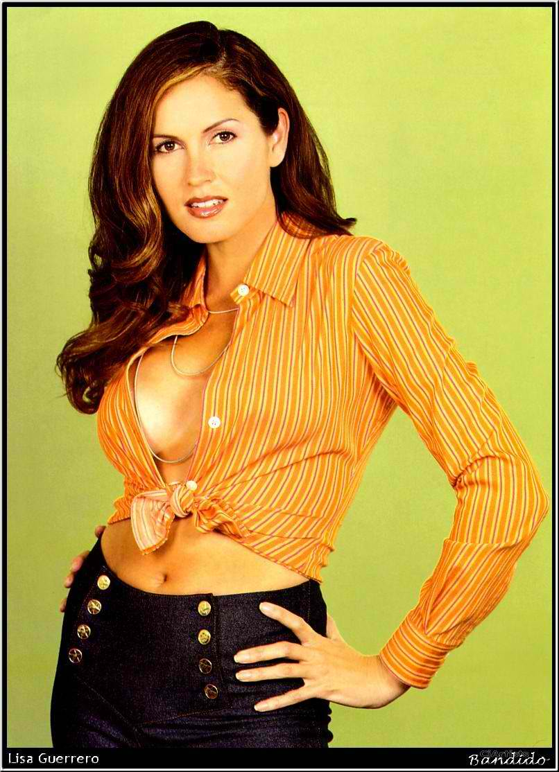 Lisa Coles Guerrero Hot Pictures 115