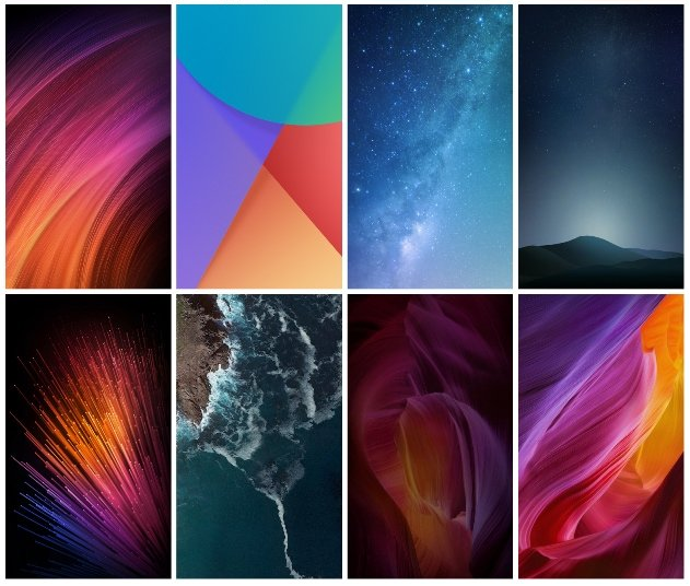 Download Wallpapers In FHD Resolution Xiaomi Mi A2, A2 Lite