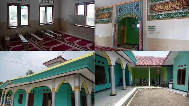 Majikan TKI Dari Saudi Bangun Dua Masjid di Indonesia Senilai 1,5 Milyar