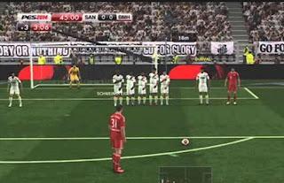 Trik Rahasia Bermain Curang Pada Game PES 2014