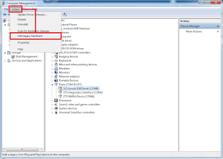 Cara Instal Driver Spreadtrum SPD di Windows 7