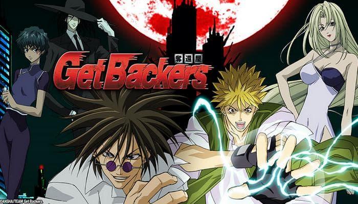 جميع حلقات انمي GetBackers مترجم (تحميل + مشاهدة مباشرة)