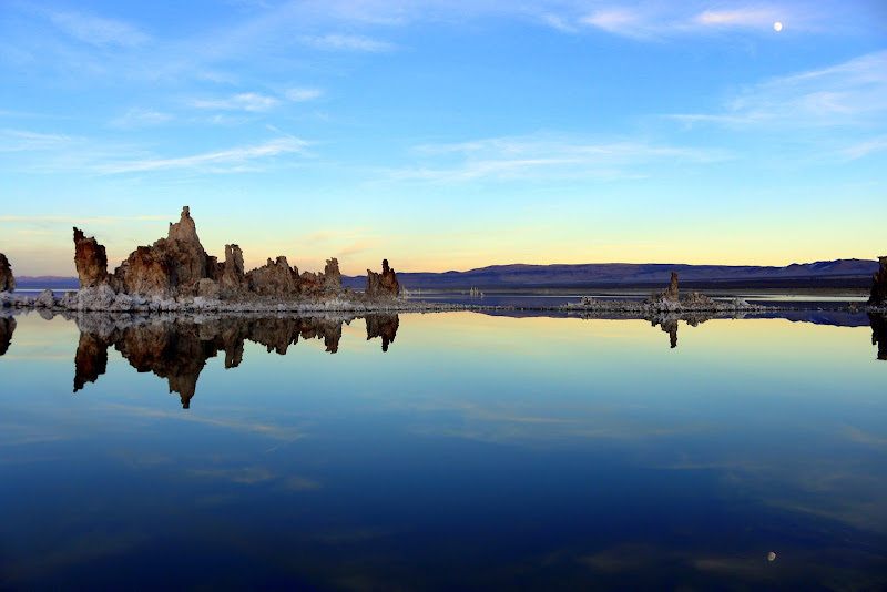 Mono Lake Tufa Towers California Weekend Getaways Ideas