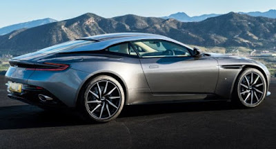 Aston Martin DB11is high competitions